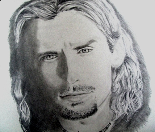Chad Kroeger par RequiemForADream